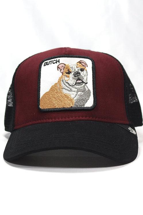 Unisex Goorin Bros | Butch | One Size Buldog Figürlü Şapka