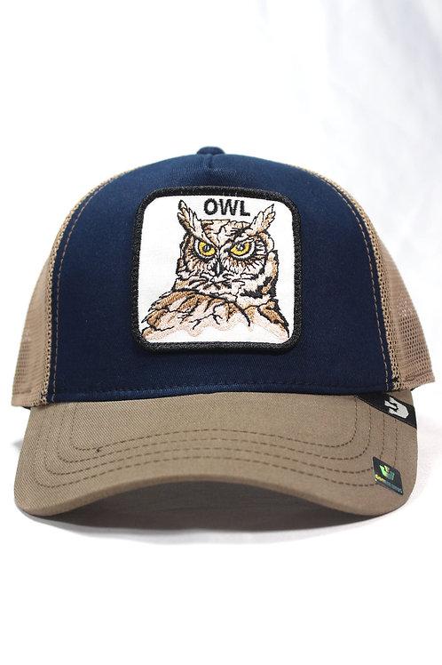 Unisex Goorin Bros | Owl | One Size Baykuş Figürlü Şapka