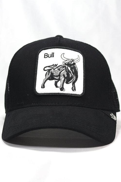 Unisex Goorin Bros | Bull | One Size  Boğa Figürlü Şapka S101