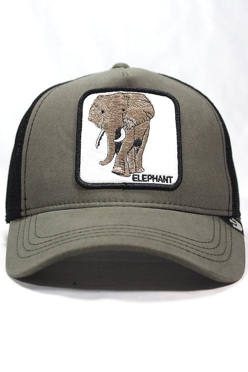 Unisex Goorin Bros | Elephant | One Size Fil Figürlü Şapka
