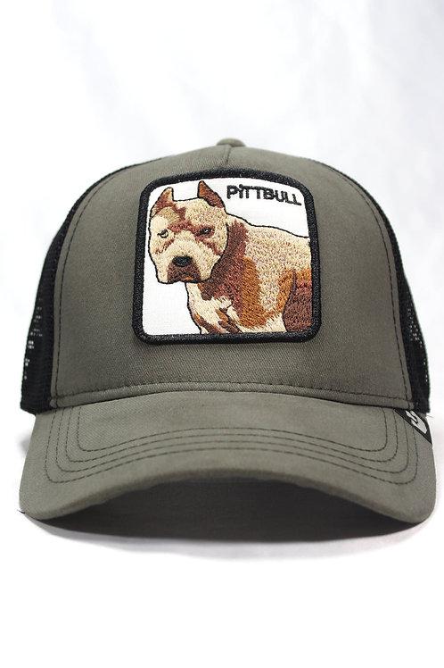 Unisex Goorin Bros | Pittbull | One Size Pitbull Figürlü Şapka