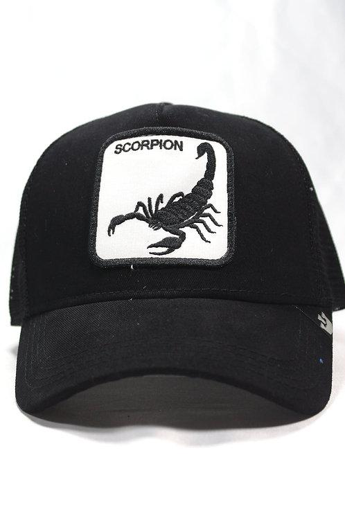 Unisex Goorin Bros | Scorpion | One Size Akrep Figürlü Şapka
