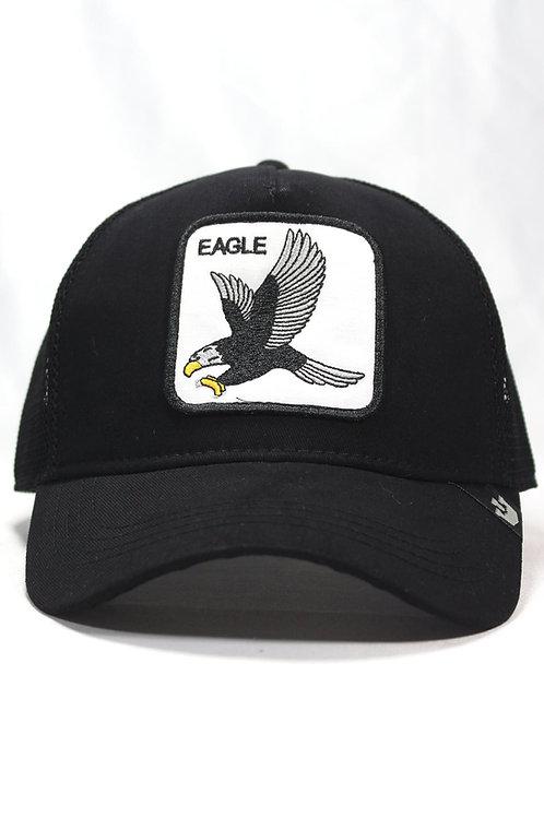 Unisex Goorin Bros | Eagle | One Size Kartal Figürlü Şapka