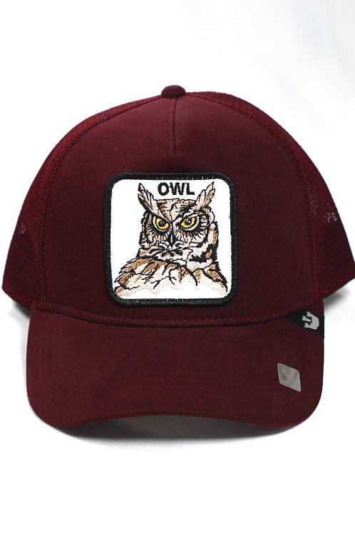 Unisex Goorin Bros | Owl | One Size Baykuş Figürlü Şapka S101