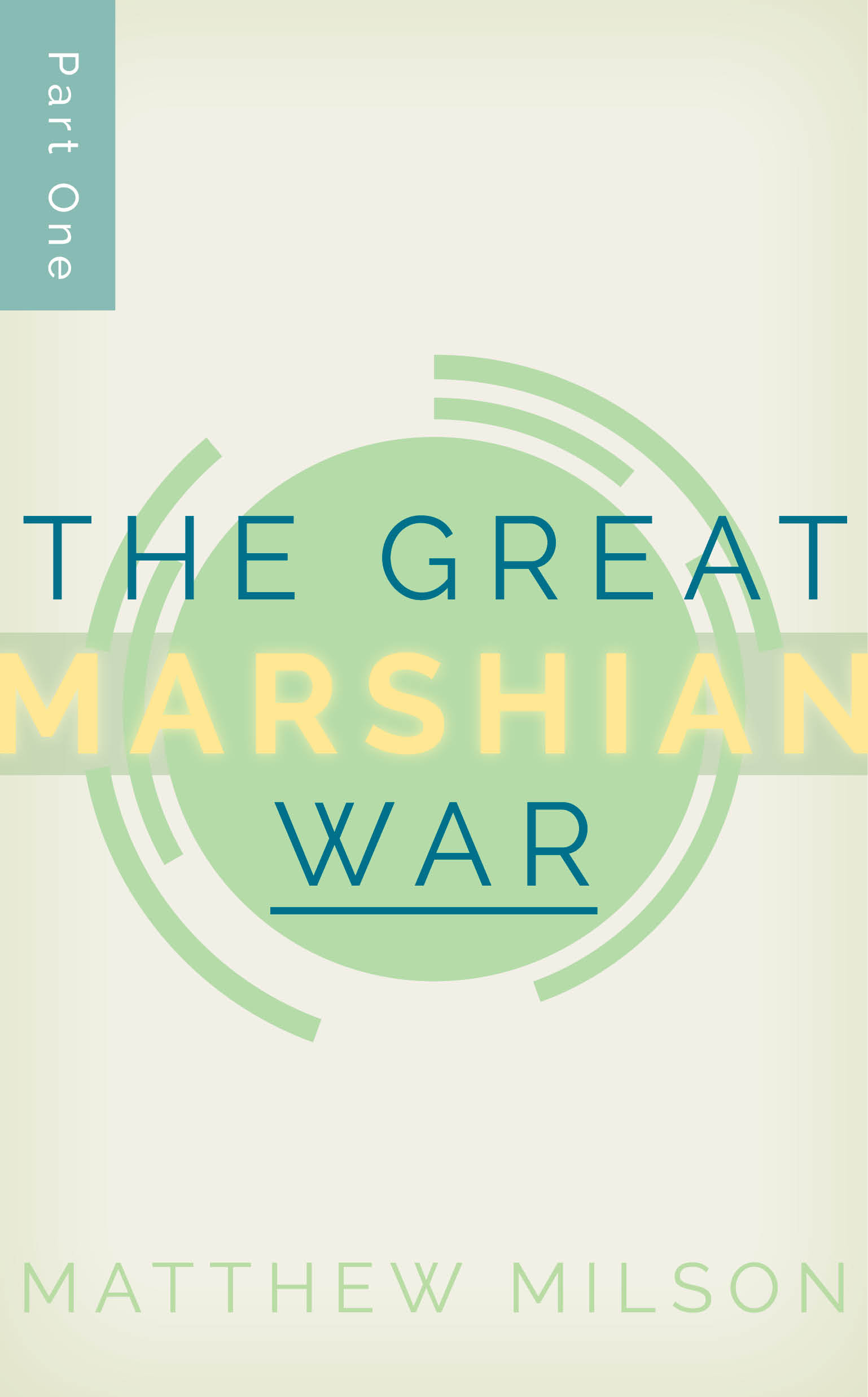 The Great Marshian War Book Cover