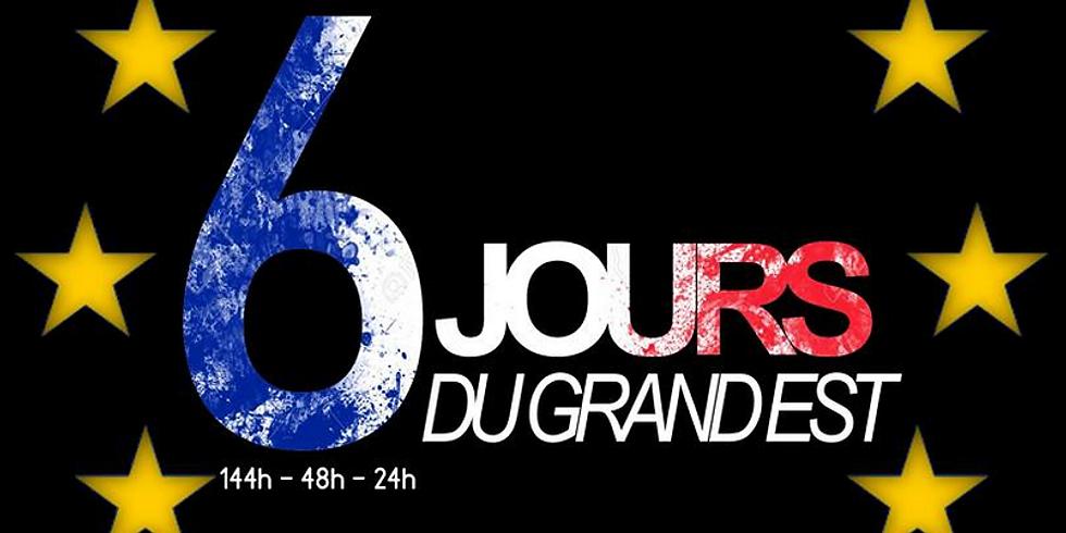 24H - 6 Jours du Grand Est 2021