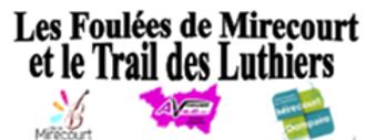 Foulées de MIRECOURT Trail des Luthiers