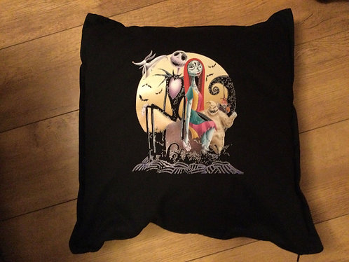 Nightmare before christmas cushion