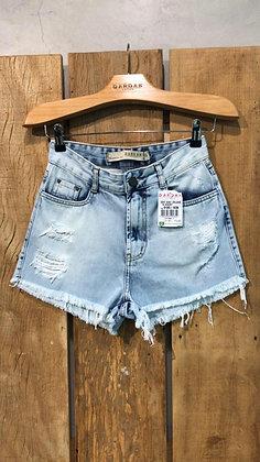 Shorts jeans delave