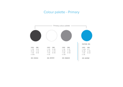 Dee solutions Primary palette