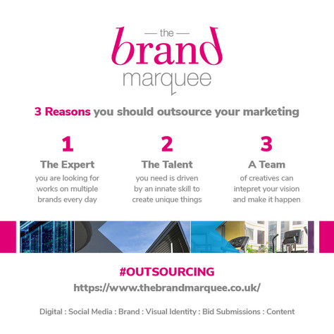 How many of you pay a retainer to a marketing or comms agency that just isn't delivering the goods?