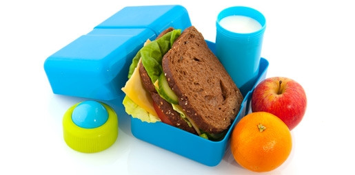4 tips towards a healthy lunch box for kids