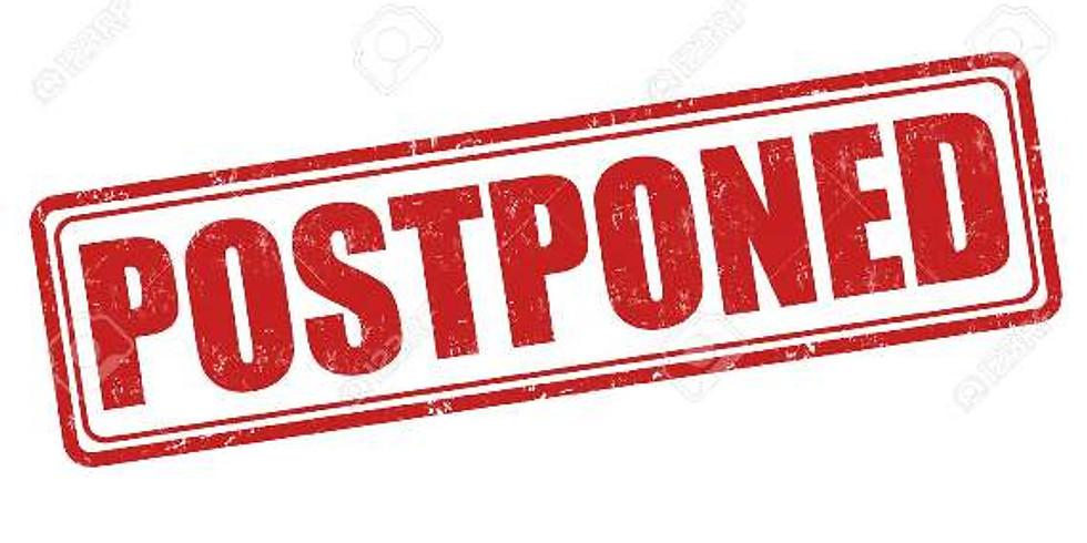 Postponement of all meetings until further notice