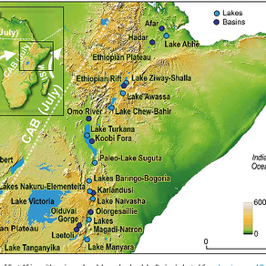 Origins- how the Earth Shaped Human History