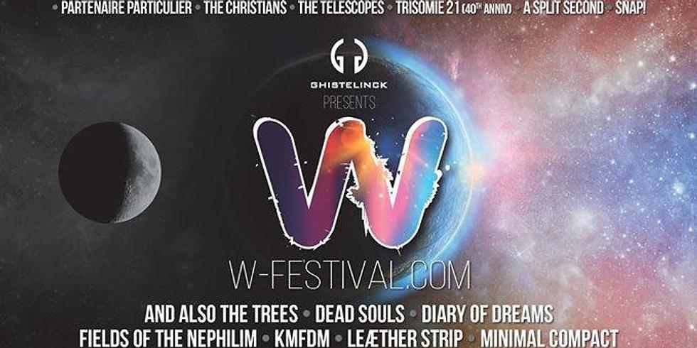 W-festival 2020: 5th Anniversary Edition