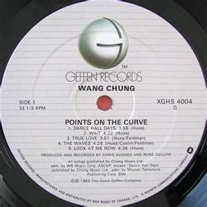 'Points On The Curve' LP