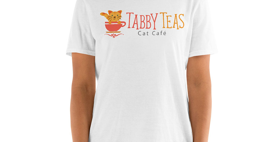 Tabby Teas - Short-Sleeve Unisex T-Shirt