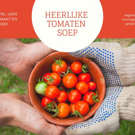 Tomaten: Powerfruit bij uitstek