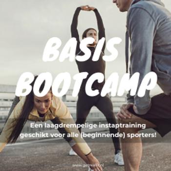 Nieuw!!! Basis bootcamp
