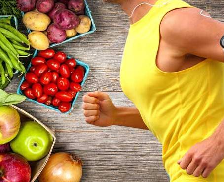In 5 stappen naar een gezond leefpatroon.