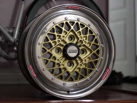 Want To Buy - BBS E76