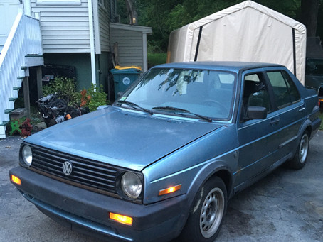 FOR SALE 1991 VW Jetta - ABA Swapped