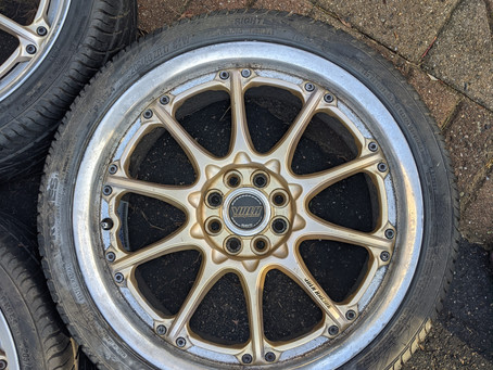 For Sale -Volk GT-N Wheels
