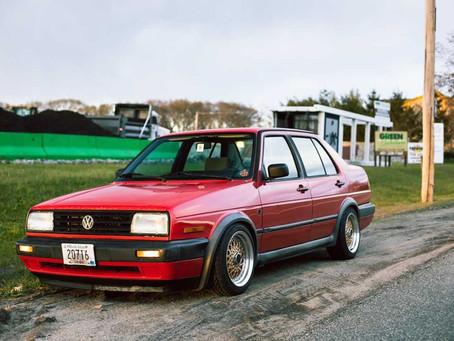FOR SALE - 1992 VW Jetta GL