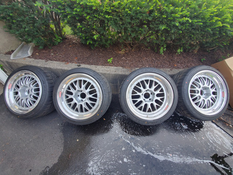 For Sale-BBS E88 Wheels W/Tires