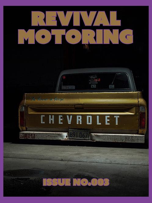 Revival Motoring Issue No.003