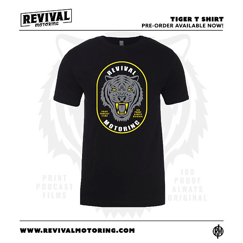Revival MotorKing T-Shirt