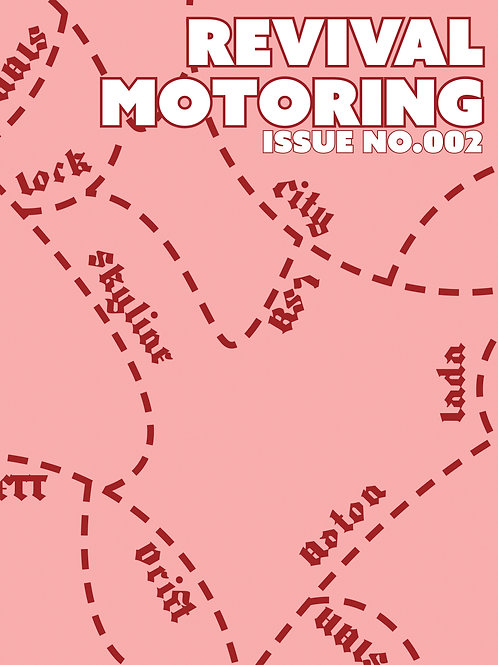 Revival Motoring Issue No.002
