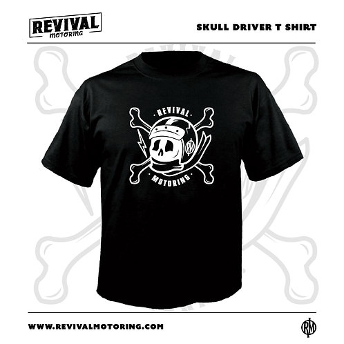 The Skull Driver Tee