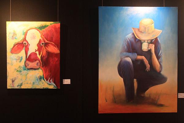 KASI Artists Exhibition Glen Rock Galler