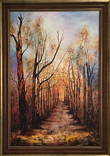 The Avenue by Betty Williams
