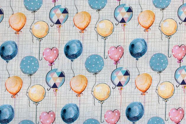Tricoline - Fuxicos e Fricotes - Mini Balões