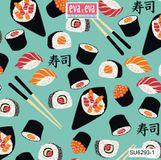 Tricoline - Eva e Eva - Sushi