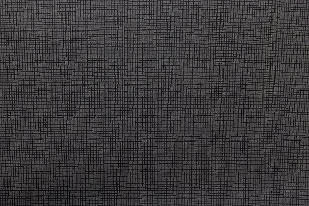 Tricoline - Fuxicos e Fricotes - Textura Preto