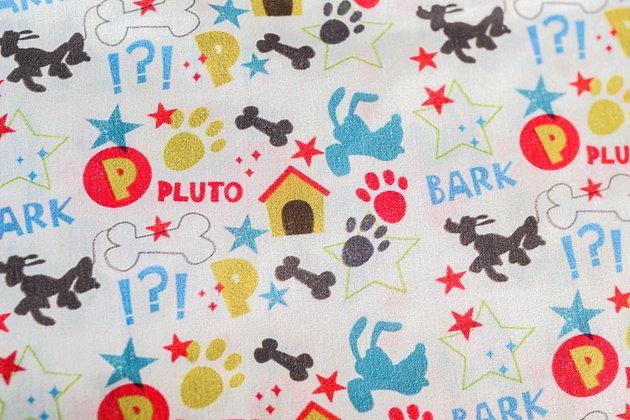 Tricoline Personagem - Pluto