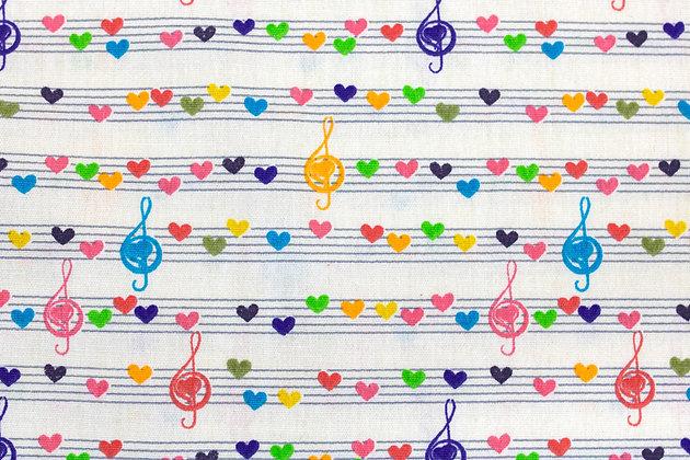 Tricoline - Fuxicos e Fricotes - Música e Coração