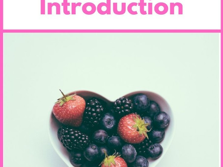 Health and Nutrition, An Introduction