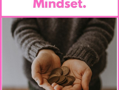 How To Get Away From A Scarcity Mindset.