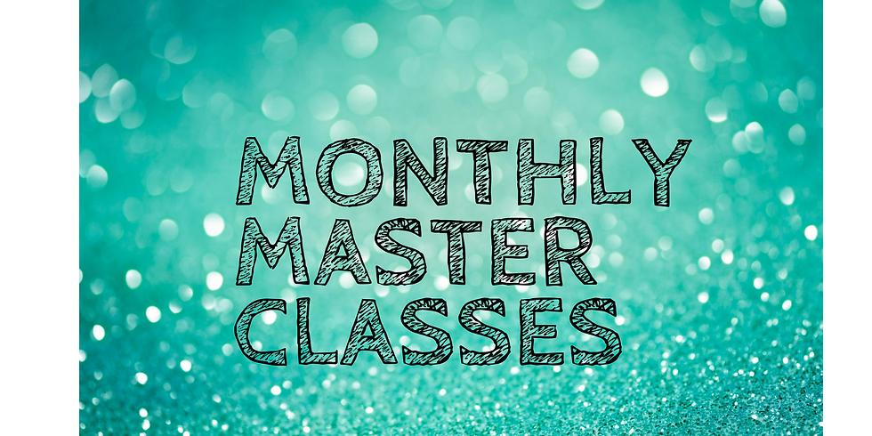 Monthly Masterclass :: Budi Yoga