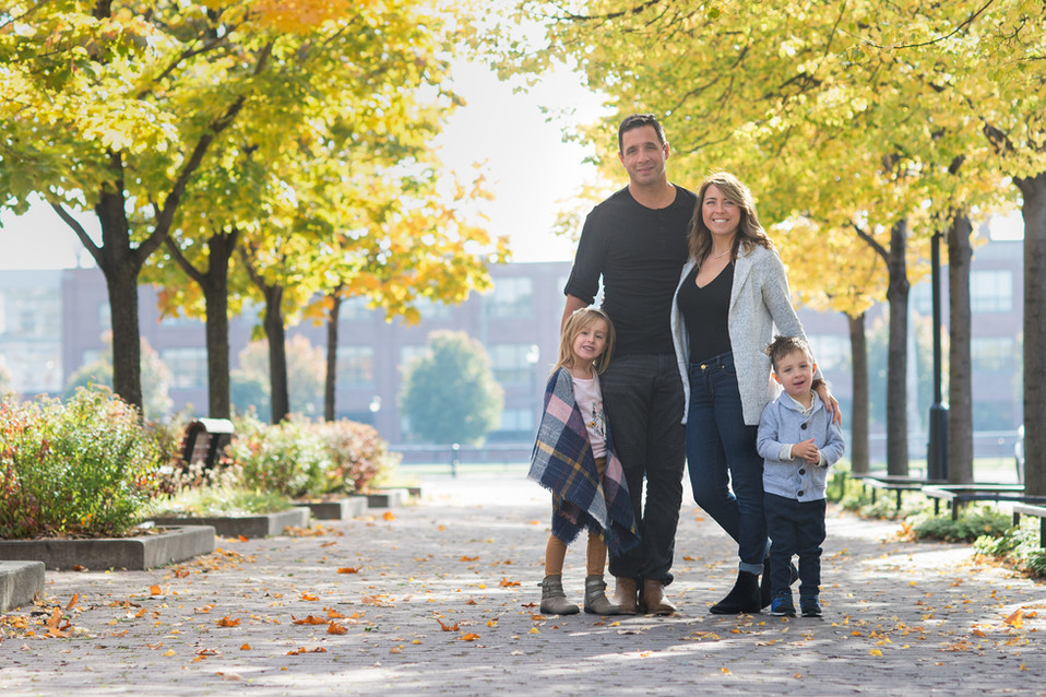 Photographe famille Vaudreuil