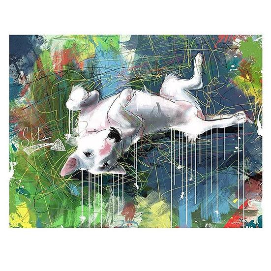 Happy Dogo By M.Koan