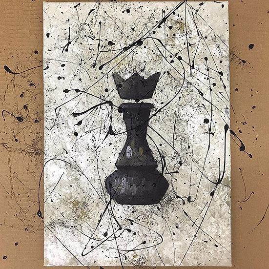Black Pawn By M.Koan