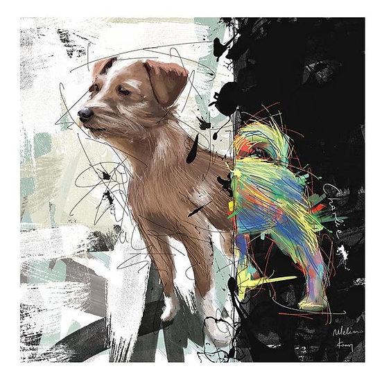 Doggy By M.Koan