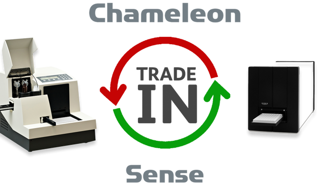 Trade in your old Chameleon for the Hidex Sense
