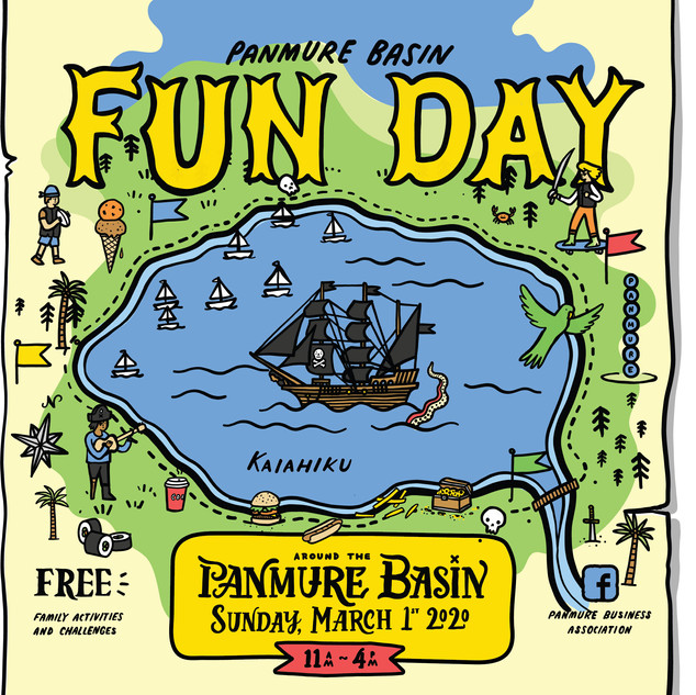 Panmure Basin Fun Day 2020