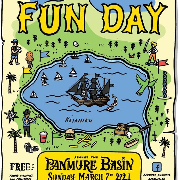 Panmure Basin Fun Day 2021